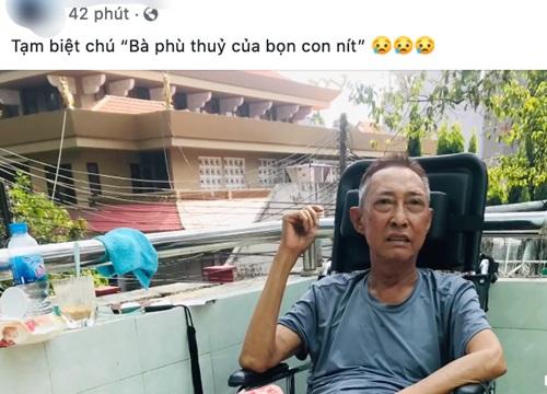 """Khán giả thương tiếc tạm biệt diễn viên Lê Bình: """"Bầy trẻ nay đã khôn lớn, mụ yêu tinh được nghỉ ngơi rồi"""""""