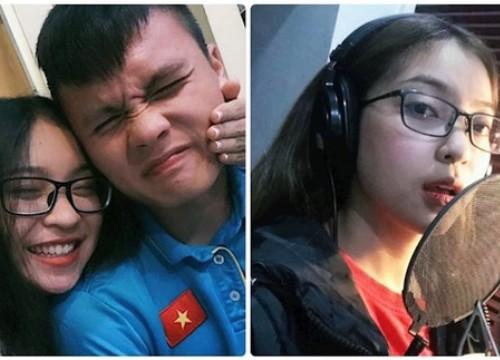 Bạn gái Quang Hải cover hit Chi Pu 'siêu ngọt' khiến dân tình trầm trồ vì … hay hơn bản gốc