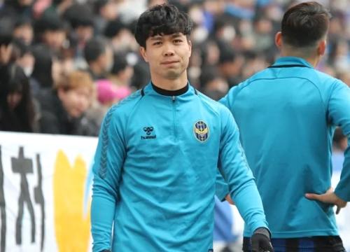 Công Phượng lần thứ hai không được đăng ký thi đấu ở Incheon United