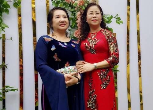 Cường Đô La - Đàm Thu Trang chưa làm đám cưới nhưng hai bà thông gia đã thân thiết như tri kỷ