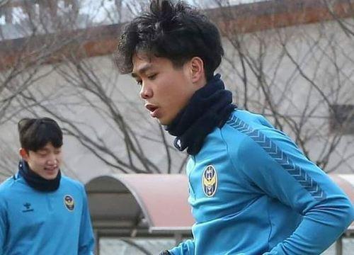 """HLV Incheon: """"Công Phượng là lựa chọn chuyển nhượng số một của tôi"""""""