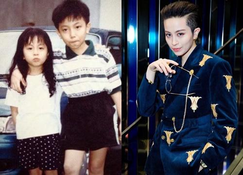 Ảnh thời thơ bé khó nhận ra của các cô nàng tomboy cá tính bậc nhất showbiz Việt