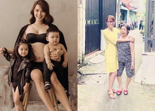 Bà ngoại Hải Băng qua đời, bạn bè và người hâm mộ đồng loạt động viên khi nữ ca sĩ sắp sinh con thứ ba