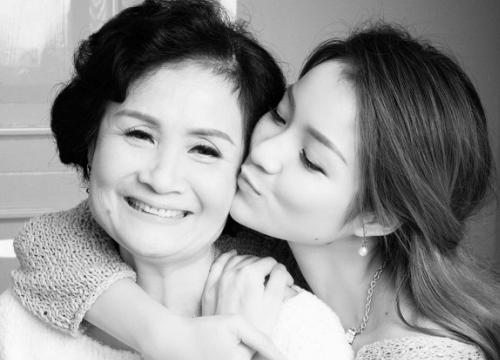 Chia sẻ cách được mẹ yêu thương, Thuỷ Top gửi thông điệp ý nghĩa đến mọi người