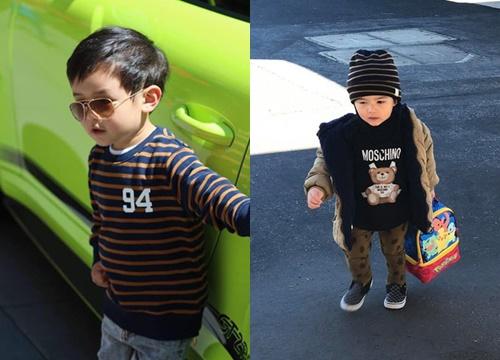 Con trai Đan Trường 2 tuổi đã hát được liên khúc tiếng Anh, không thích đồ chơi mà chỉ mê siêu xe tiền tỷ