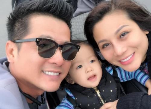 Diễn viên Hoàng Anh cùng vợ con đi chơi ở Mỹ, tiết lộ tiêu chí kén rể tương lai