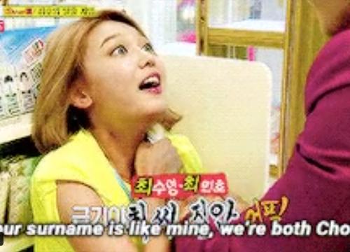 """Hội chị em chơi """"Running Man"""" mà không muốn bị xé bảng tên sớm thì cứ học theo Sooyoung (SNSD)"""