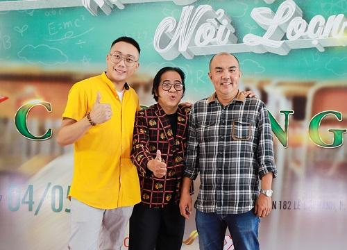 Nghệ sỹ Bạch Long và đạo diễn Quốc Thuận làm giám khảo đặc biệt cho buổi casting phim của Ginô Tống