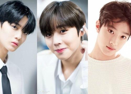 """Top 3 visual """"Produce X 101"""" được bình chọn bởi báo Hàn: Toàn mỹ nam cực phẩm nhưng lại hao hao ai đó!"""