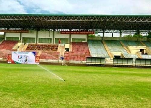 U23 Việt Nam có thể gặp U23 Myanmar tại Phú Thọ
