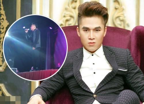 Full clip: Ca sĩ Du Thiên bị côn đồ đánh tại hội chợ vì đạo nhạc của Noo Phước Thịnh