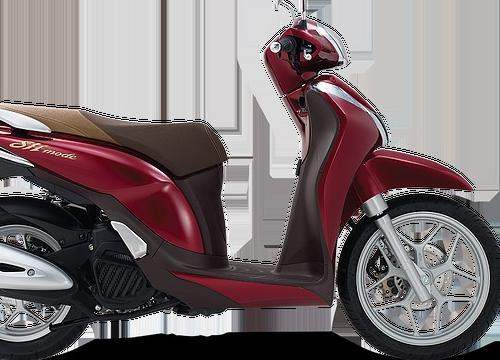Honda Việt Nam ra mắt SH Mode 125cc phiên bản màu mới, giá hơn 51 triệu VNĐ