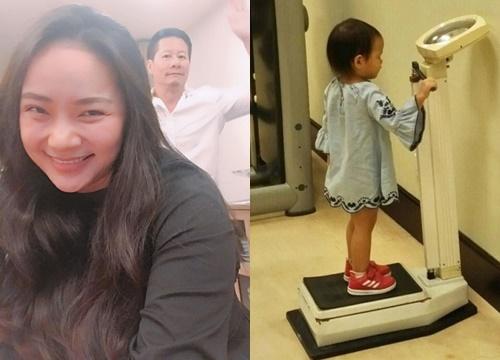 Đại gia Đức An khen con gái 'biết giữ nhan sắc', Phan Như Thảo liền bình luận 'nghe như đang chửi vợ'