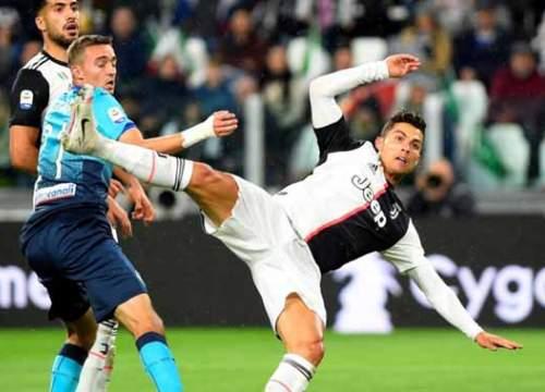 Juventus - Atalanta: Ronaldo vô duyên,
