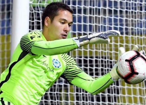 Cầu thủ Việt kiều Filip Nguyễn nhận giải cao quý ở CH Séc