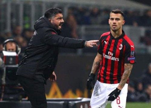 Gattuso đã làm tốt nhất có thể ở Milan