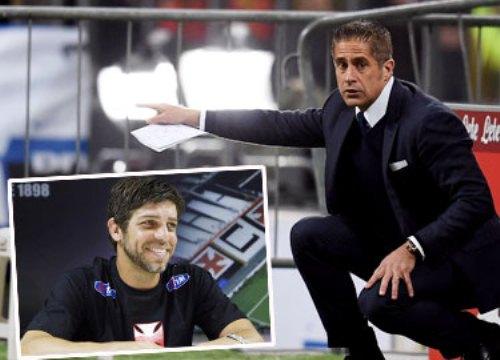 Lyon kỳ vọng vào cặp bài trùng Sylvinho - Juninho