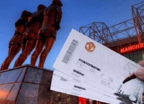 M.U vẫn bán hết vé mùa giải mới dù chỉ được dự Europa League