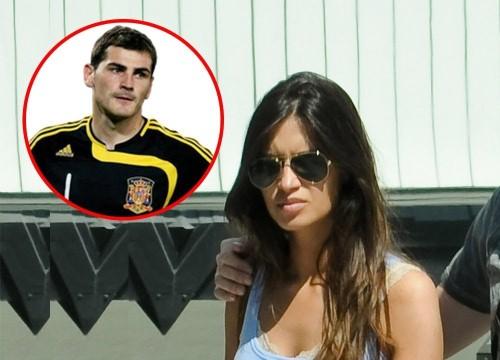 Nữ nhà báo gợi cảm nhất thế giới, vợ Casillas đối mặt căn bệnh quái ác