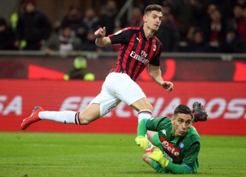 Piatek ghi bàn xuất sắc hơn cả Ronaldo