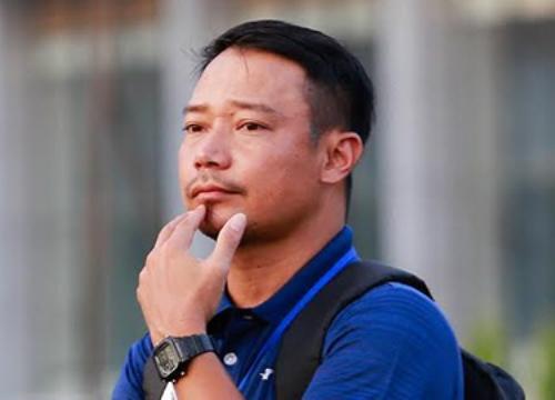 Quảng Nam thay HLV Hoàng Văn Phúc bằng ông Vũ Hồng Việt