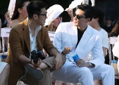 Sau khi lộ nhẫn đôi, Thiên Minh đăng ảnh cùng Quang Đại với caption ngọt lịm khiến fan càng 'đẩy thuyền'