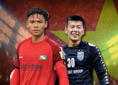 Tạm quên Filip Nguyễn, Việt Nam đang có 2 thủ môn phong độ tuyệt vời