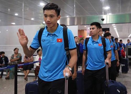 Thầy Park bất ngờ đổi ngày sang Thái Lan dự King's Cup