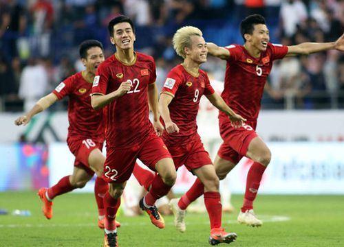 Hàng công đội tuyển Việt Nam sẽ thay đổi đáng kể tại King's Cup