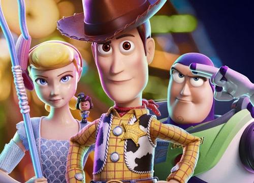 Toy Story 4 đạt điểm tuyệt đối 100% trên Rotten Tomatoes và
