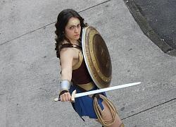 Diana – Nữ thần chiến binh vừa xinh đẹp lại vừa mạnh mẽ