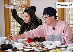 Drama 'xe tải cà phê' của Song Ji Hyo 'cuốn' Yoo Jae Suk đi cùng