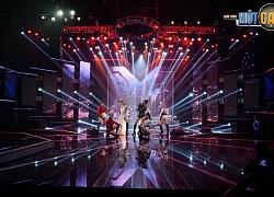Lần đầu chơi trống trên sân khấu, diễn viên Thanh Hương khiến khán giả đứng ngồi không yên