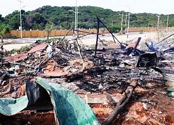 Nổ kinh hoàng ở sân golf Cam Ranh : Giám định pháp y, xác định danh tính 2 nạn nhân