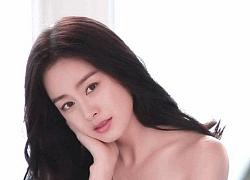 Nữ thần nhan sắc xứ Hàn dù mang thai lần 2 vẫn trẻ đẹp như gái đôi mươi