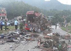 Tai nạn xe khách Hòa Bình : Hai nạn nhân nhỏ tuổi qua cơn nguy kịch