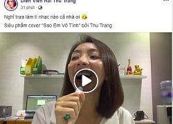 Thu Trang đã rất cố gắng, Jack và K-ICM đã cảm nhận được giọng ca của nữ danh hài này chưa?