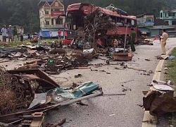 4 nạn nhân trong vụ tai nạn tại Hòa Bình được cấp cứu tại BV Việt Đức