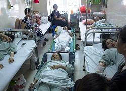 Bệnh nhân gãy xương sườn bị... khoan chân : Quá tải hay quá ẩu?