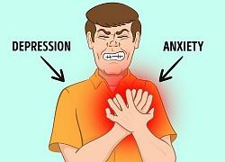 """Điều không phải ai cũng biết: """"cảm xúc"""" có thể gây ra hàng loạt vấn đề sức khỏe mà bạn không ngờ đến"""