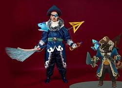DOTA 2: Cộng đồng quốc tế vẫn chưa thể ngừng cười với những màn cosplay bá đạo của game thủ Việt
