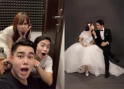 Hậu đám cưới ở Phú Yên, vợ chồng Cris Phan quyết định chuyển sang làm ca sĩ?