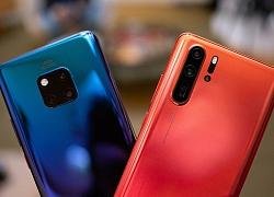 Huawei giảm sản lượng P30/P30 Pro, dòng Mate 30 sắp ra mắt cũng bị cắt giảm đơn hàng