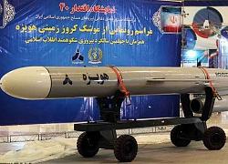 Iran tuyên bố sở hữu tên lửa đạn đạo dễ dàng hủy diệt tàu sân bay Mỹ