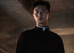 Park Seo Joon khoe cơ bắp trong phim mới - IU là đại gia bất động sản trẻ tuổi