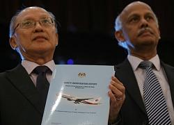 Sự thật về MH370 : Vỡ tan như 'pháo hoa'?