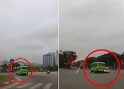 Tài xế tung clip ghi lại vụ tai nạn trên phố Hà Nội cách đây hơn 1 tuần gây xôn xao MXH