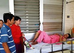 Vụ bệnh nhân gãy xương sườn bị khoan nhầm chân : Do nhầm lẫn bệnh nhân