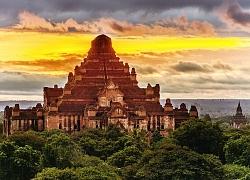 """""""Đi theo ánh mặt trời"""" ở Bagan"""