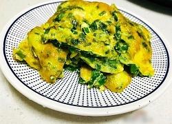 Làm trứng chiên hành tây đưa cơm cả nhà ai cũng ăn sạch bách